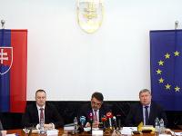 Peter Šufliarsky, Jaromír Čižnár a Dušan Kováčik