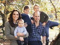 Kate a William majú krásnu rodinku.
