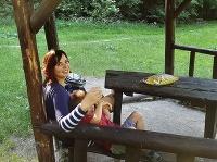 Veronika Remišová so synom
