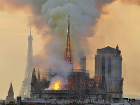 Požiar Notre Dame