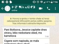 Učiteľka v materskej škole omylom poslala správu mame dievčaťa.