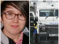 Polícia zatkla v súvislosti so zastrelením novinárky v Londonderry dve osoby.