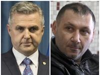 Tibor Gašpar a Antonino Vadala.