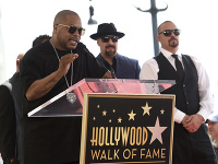 Cypress Hill získali hviezdu na Hollywoodskom chodníku slávy