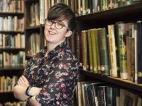 Lyra McKeeová - novinárka, ktorá bola obeťou útoku