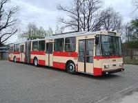 Československý dopravák daroval Košiciam trolejbus.