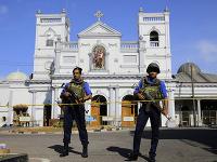 Vojaci na Srí Lanke