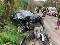 Dopravná nehoda v obci Bohdanovce.