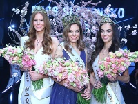 2. vicemiss Slovensko 2019 Natália Hrušovská, Miss Slovensko 2019 Frederika Kurtulíková, 1. vicemiss Slovensko 2019 Alica Ondrášová
