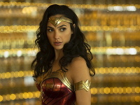 Gal Gadot ako Wonder Woman