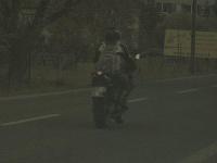 Rýchla jazda na motorke vyšla vodiča na stovky eur