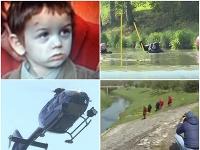 Potápači našli telo mŕtve telo nezvestného chlapca.