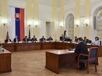 Vypočutie kandidátov na sudcov Ústavného súdu SR