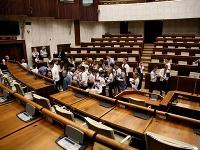 Ukrajinské polosiroty navštívili Národnú radu SR.