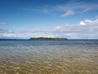 Ostrovy pri Papue-Novej Guinei.