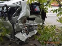 Nehoda v Leviciach