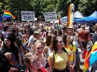 Duhový Pride v Bratislave