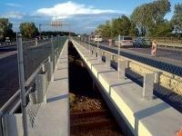Oprava diaľnice - mostného uzáveru
