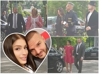 Svadba Jasminy Alagič a Patrika Vrbovského