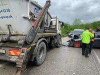 V okrese Žilina došlo k dopravnej nehode, hlásia zranených.