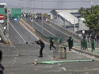 Nepokoje v Jakarte