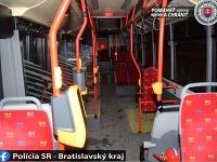 K incidentu došlo v autobuse MHD.