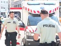 Všetci zranení z piatkového incidentu na Obchodnej ulici v Bratislave sú stabilizovaní.