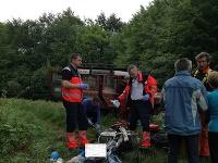 Český turista skolaboval, záchranárom sa ho nepodarilo oživiť