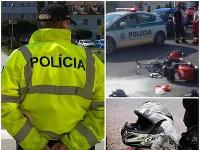 Polícia má zopár rád pre vodičov motocyklov a áut.