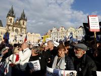 V utorok sa bude v Prahe opäť demonštrovať