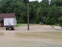 Záplavy trápia Srbsko.