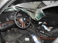 Smrteľná nehoda, pri ktorej zomrel len 24-ročný vodič.