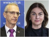 Ivan Štefanec, Monika Beňová