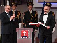 Andrej Kiska, Timotej Zuzula s ocenením pre Veroniku Velez-Zuzulovú
