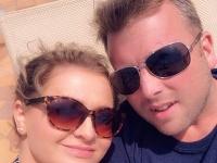 Jade s manželom