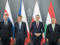 Premiéri krajín V4 na stretnutí v Budapešti