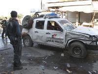 Samovražedný útočník zabil deväť ľudí