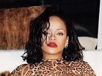 Rihanna ako sexi šelma vystrčila vnady.