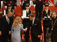 Novej prezidentke gratulujú politici