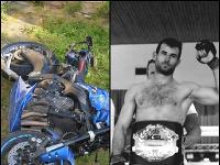 Adriánovi sa stala osudnou jeho vášeň, jazda na motorke.
