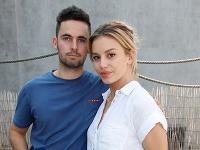 Syn českého herca najnovšie tvorí pár s krásnou Slovenkou.