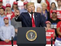 Trump vstupuje do ďalších prezidentských volieb