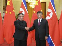 Čínsky prezident navštívil KĽDR