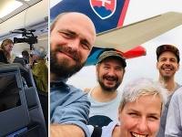 Kapela sa dostala do Česka spolu s prezidentkou vo vládnom špeciále