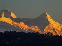 Himalájsky štít Nandá Déví