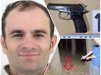 Polícia zverejnila autentické zábery z miesta činu.