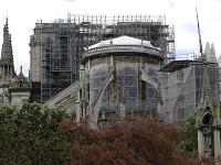Historickú katedrálu v centre francúzskej metropoly zachvátil požiar 15. apríla