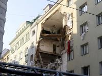 Vo Viedni došlo k explózii v obytnej budove