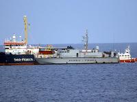 Loď Sea-Watch 3