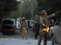 Afganské bezpečnostné zložky